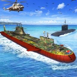 Military Submarine Transporter