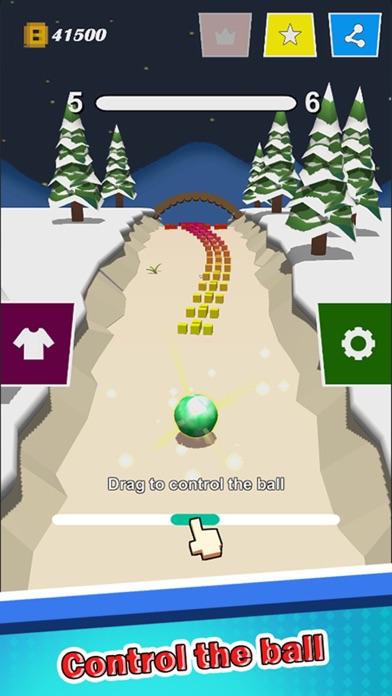 Run!Sticky BallСкриншоты 1
