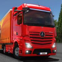 Truck Simulator : Ultimate - Zuuks Games Cover Art