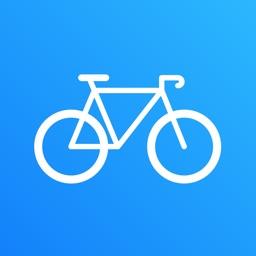 Bikemap - Carte vélo et GPS