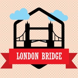 London Paris Stickers Pack