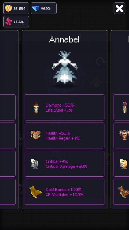 Dunidle: 8 Bit Idle RPG Games screenshot-9