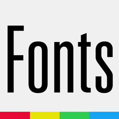 ‎Fonts - for Instagram