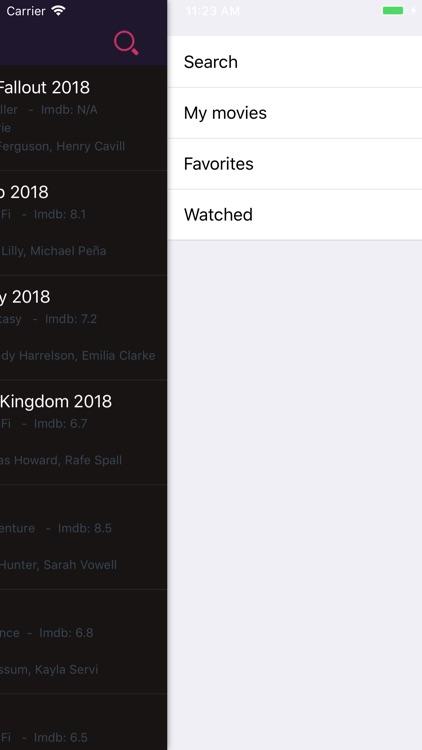 GMovies - Movies & TV Shows screenshot-3