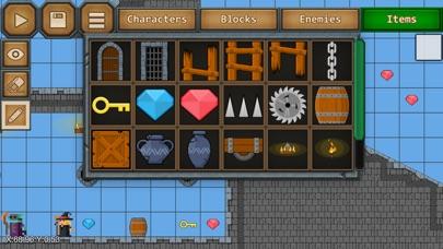 Screenshot 3 Epic Game Maker - Platformer