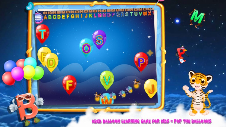 ABC Tracing & Phonic for Kids