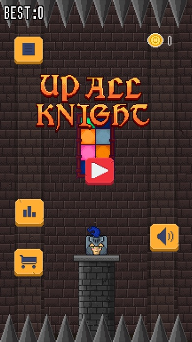 Screenshot 1 Up All Knight