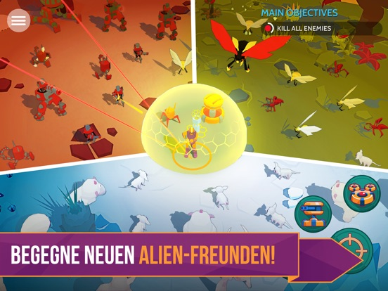 Screenshot 3 Space Pioneer