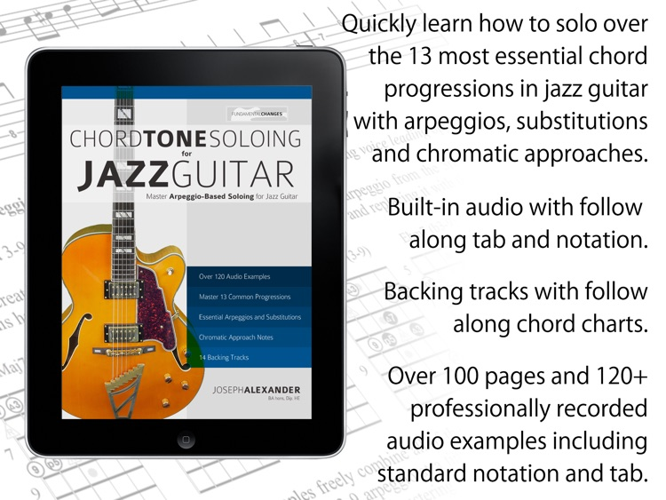Chord Tone Soloing For Guitar