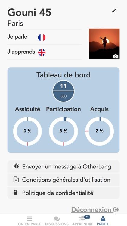 OtherLang - Education screenshot-7