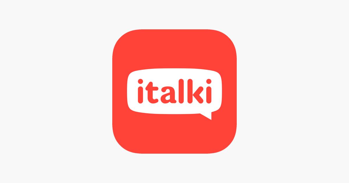 italki: オンラインで言語を学ぶ」をApp Storeで