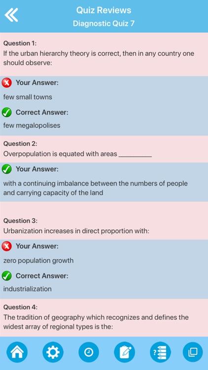 High School Geography Quiz screenshot-3