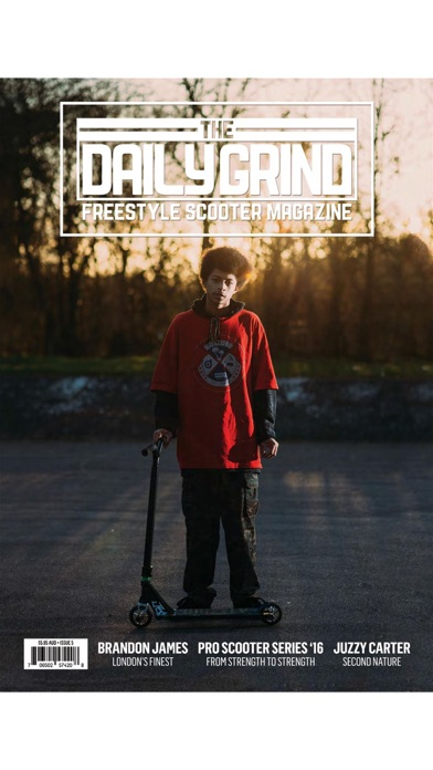 The Daily Grind - Scooter Lifestyle Magazine