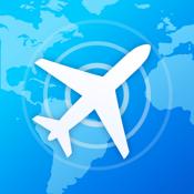 Flight+ Free - Track Live Flights - Flight Board icon