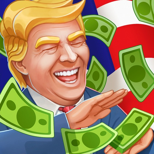 Trump's Empire: idle game
