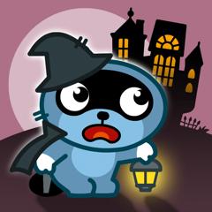 Halloween Pango: jeu de memory