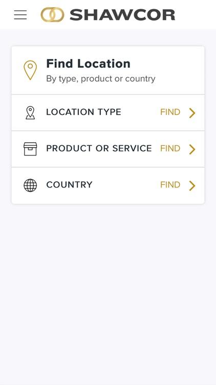 Shawcor Location Finder by Shawcor LTD