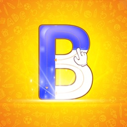 ABC Kids Letter Tracing Game