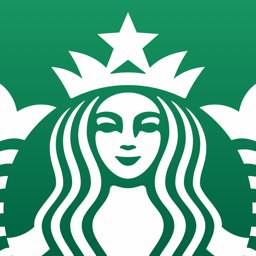 Ícone do app Starbucks