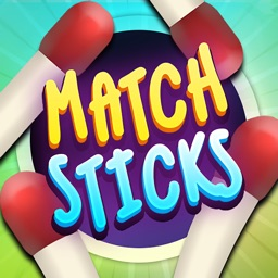 Woody Matchstick Puzzle