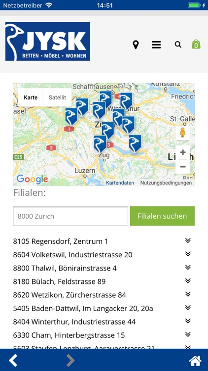 JYSK – Betten, Möbel, Wohnen screenshot-4