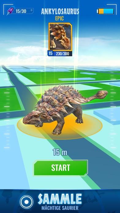 Screenshot 4 Jurassic World™ Alive