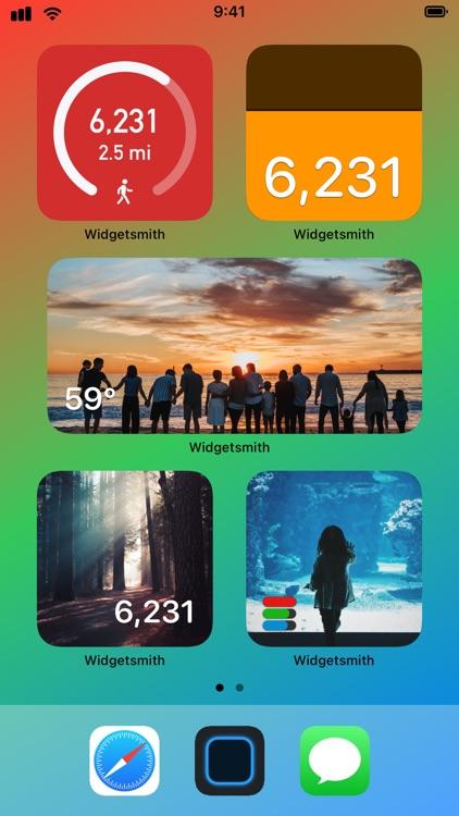 Widgetsmith screenshot-5