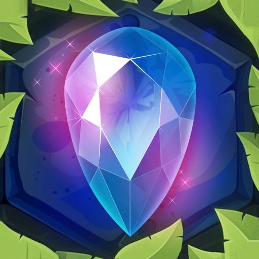 Самоцветы и Магия: головоломка
