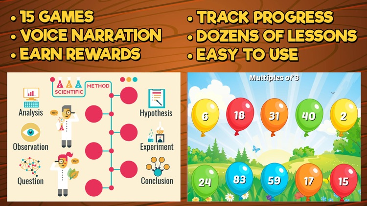 Fifth Grade Learning Games screenshot-4