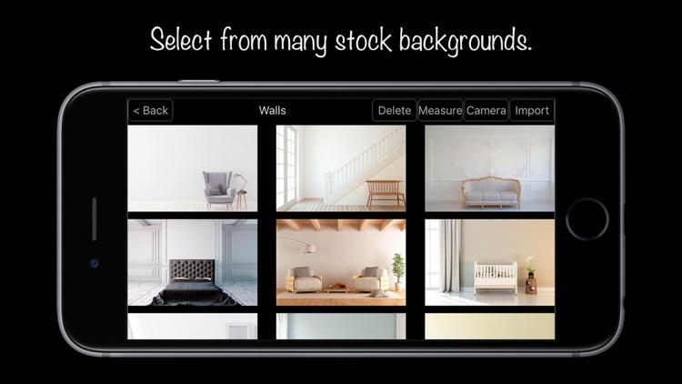 WallPicture - Art room design screenshot-0