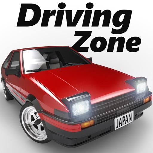 Driving Zone: Japan iOS App