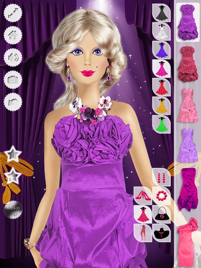 Makeup Hairstyle Princess On The App Store