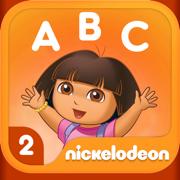 Dora ABCs Vol 2:  Rhyming Words