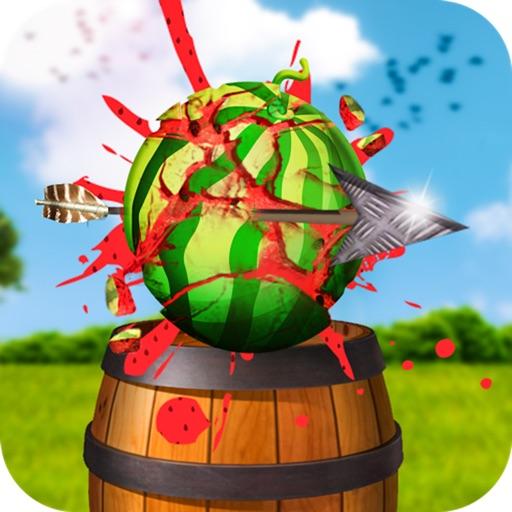 Watermelon Crossbow 3D Archery