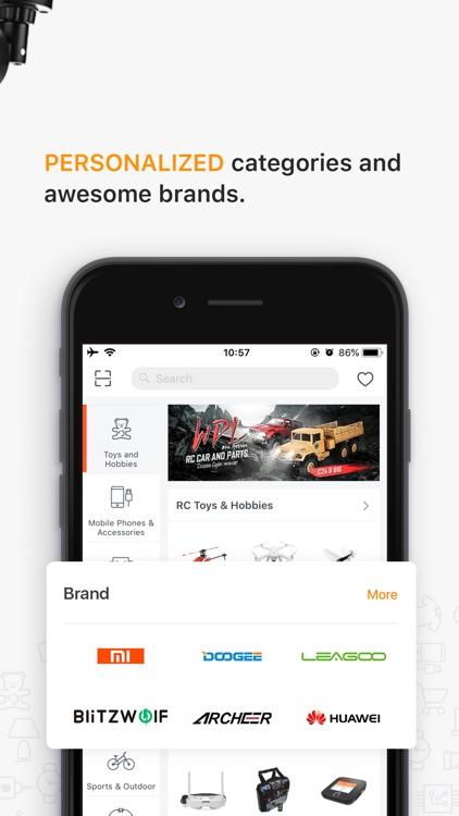 Banggood Easy Online Shopping screenshot-3