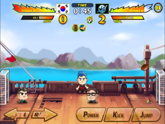 Head Soccer iPad app afbeelding 4