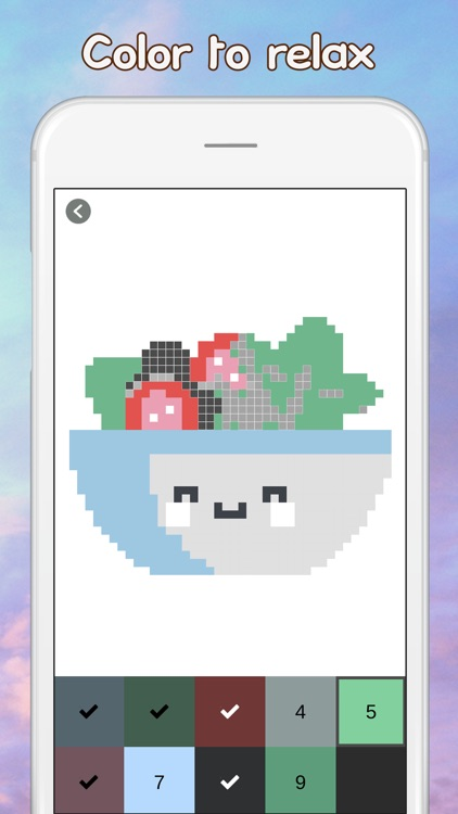 Kawaii Pixel Art screenshot-2