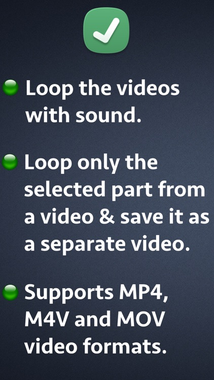 Video Looper Pro screenshot-7