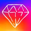 Diamond Stat for Instagram