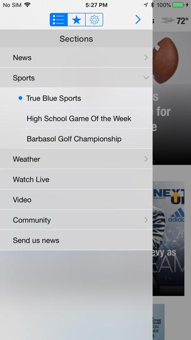 LEX18 Continuous News iPhone