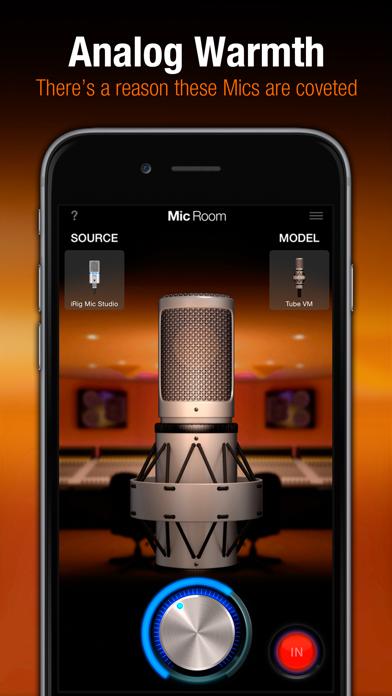Screenshot #3 pour Mic Room