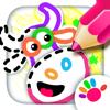 Раскраска для детей малышей 3