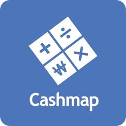 캐시맵 - 즐거운 인터넷 장부 (Cashmap)