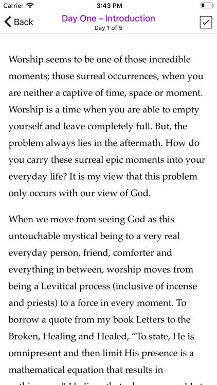 Our Bible screenshot-5