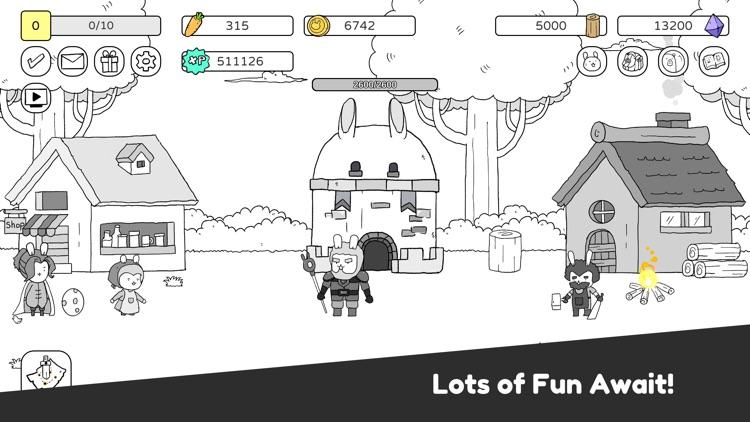 Battle Bunny: Tower Defense screenshot-4