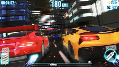 Ultimate City Car Racer screenshot one