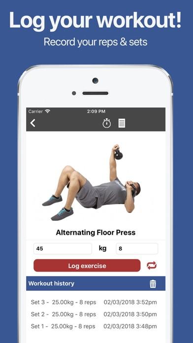 Gymster+ IIFYM Diet & Workout Screenshots