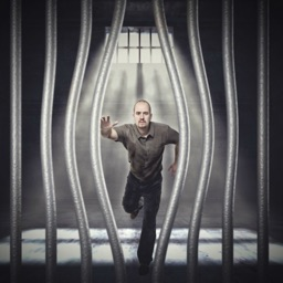 Locked Prison Escape Challenge