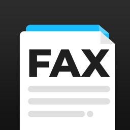 Fax app send fax on iPhone