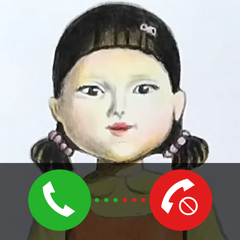 Squid Doll Call Prank